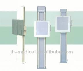 Upright x ray machine x ray bucky stand