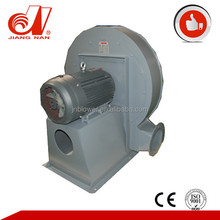medium voltage industrial centrifugal exhaust air blower fan manufacturers for textile / mining / petroleum / chemical industry