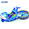 hot sale shark inflatable swimming pool for kids/mini outdoor swimming pool/used swimming pool for sale