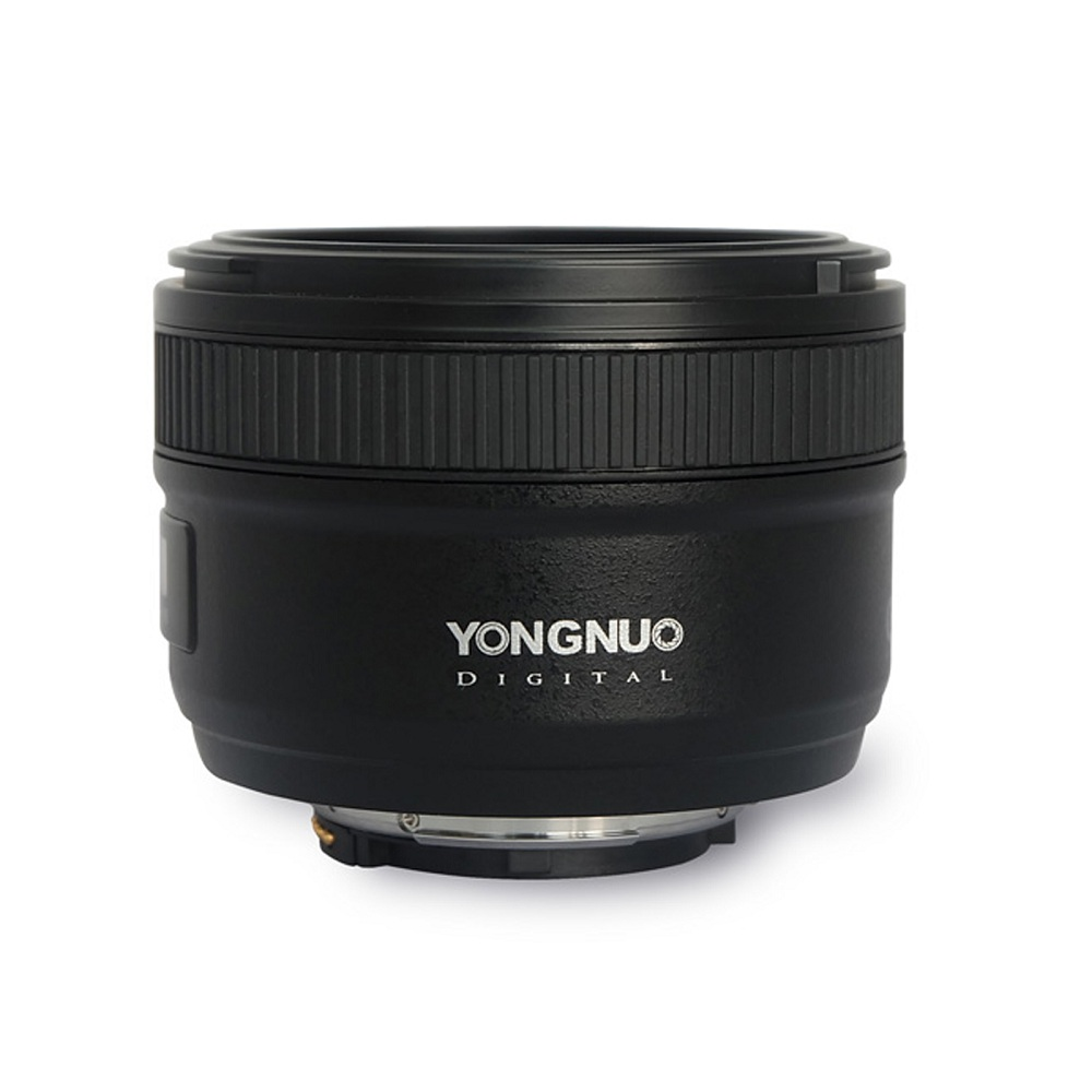 Yongnuo 35mm F/2 1:2 Auto Focus Wide-Angle Prime Suit For Canon Lens and Nikon lens