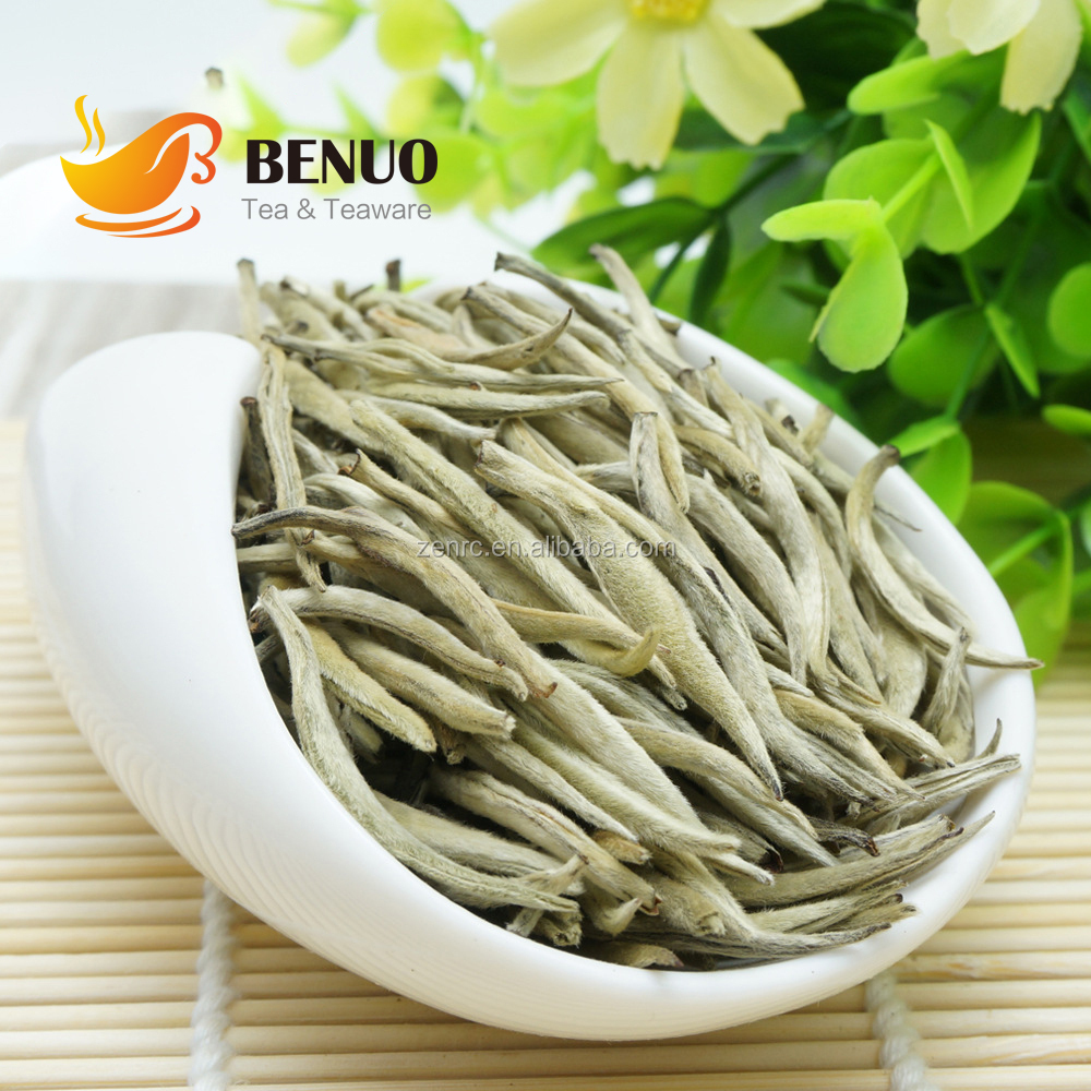High Mountain Baihao Yinzhen White Tea Silver Needle Peoke Tea - 4uTea | 4uTea.com