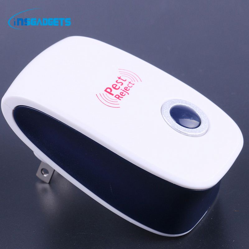Magnetic solar powered rat mice repellent ,h0t039 indoor electronic pest killer , ultrasonic mouse chaser