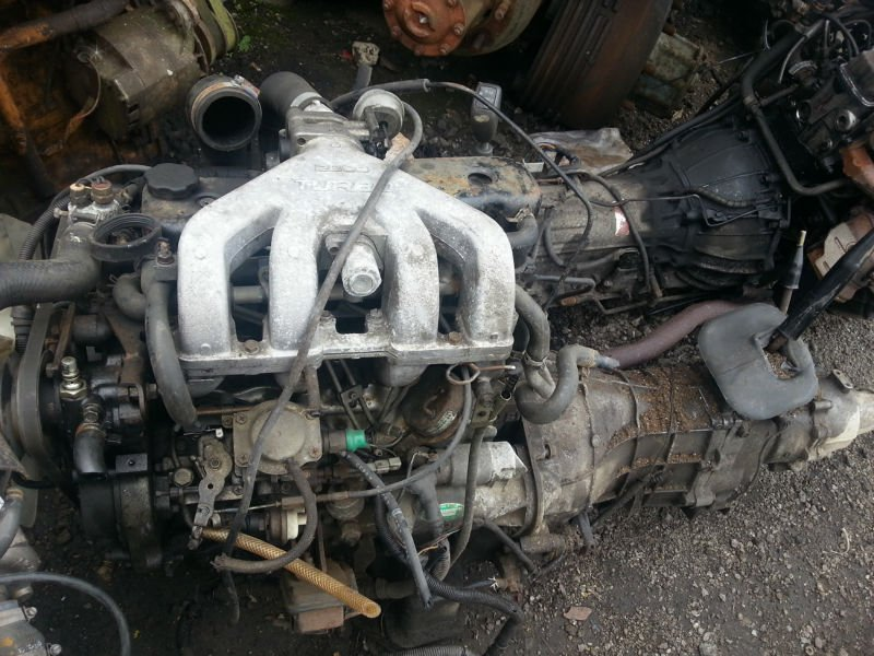 Isuzu 4jb1 4jg2 Used Engines And Gearbox Buy Td27 Nissan