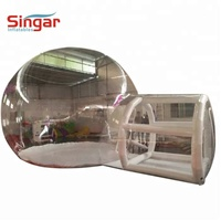 clear bubble tent for sale,inflatable transparent bubble tent,inflatable bubble lodge tent