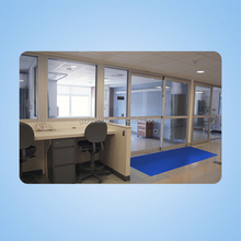 Sticky Mat voor Cleanroom, Wegwerp vloermat, <span class=keywords><strong>ESD</strong></span> Tracky mat