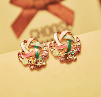 Factory Wholesale Drop Fashion Ladies Ear Rings Designs