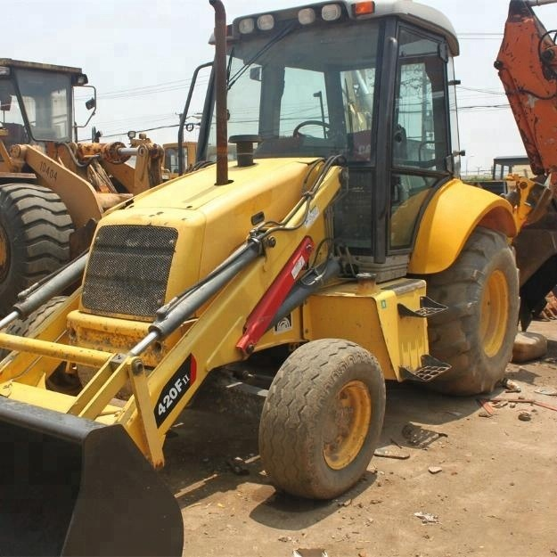 used loader backhoe for sale, used caterpillar cat 416e 420e 420f backhoe loader for sale
