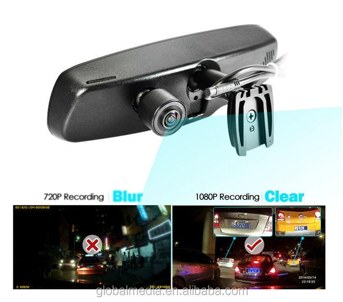 multi mirror car recorder 1080p