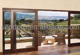 modern aluminum used sliding glass doors sale buy modern aluminum sliding glass doors sliding. Black Bedroom Furniture Sets. Home Design Ideas