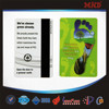 MDC014 Blank smart card/rfid card with magnetic strip/plastic cards with magnetic strip