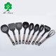 European market Non-stick TPR handle nylon kitchen tools/Nylon kitchenware