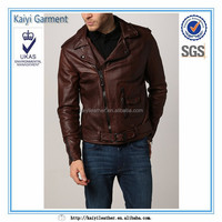 red motobike men lather jackets,clothing wholesale companies
