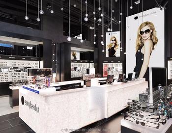 Sunglasses Kiosk Display Optical Shop Counter Showroom CoWQrdexB