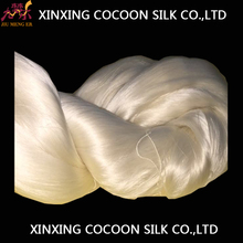 china raw silk with price 100% silk filament yarn for weaving
