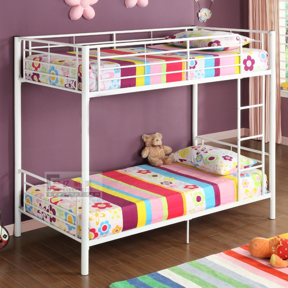 Modern children bed design metal bunk bed buy bunk bed for Modern kids bunk beds