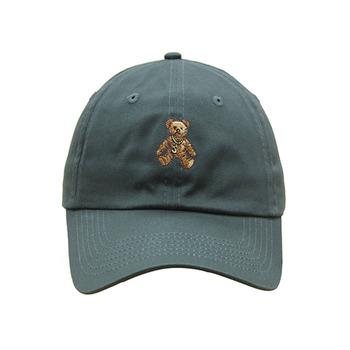 New Arrival Custom Base Ball Cap Bear Logo Hat 6 Panel Hats Sports Caps  Baseball Cap 3b3fb56724d