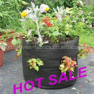 5 gallon nonwoven smart pot flower pot planter used for garden planting