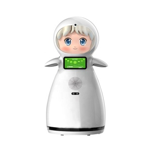 New Designed Humanoid Waiter Robot and Intelligent Service Robot for Restaurant Kindergarten Home