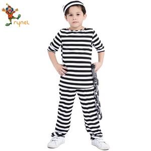 089c02646bbb Kids Prisoner Costume