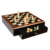 High Quality Wooden Chess game Set With A Drawer