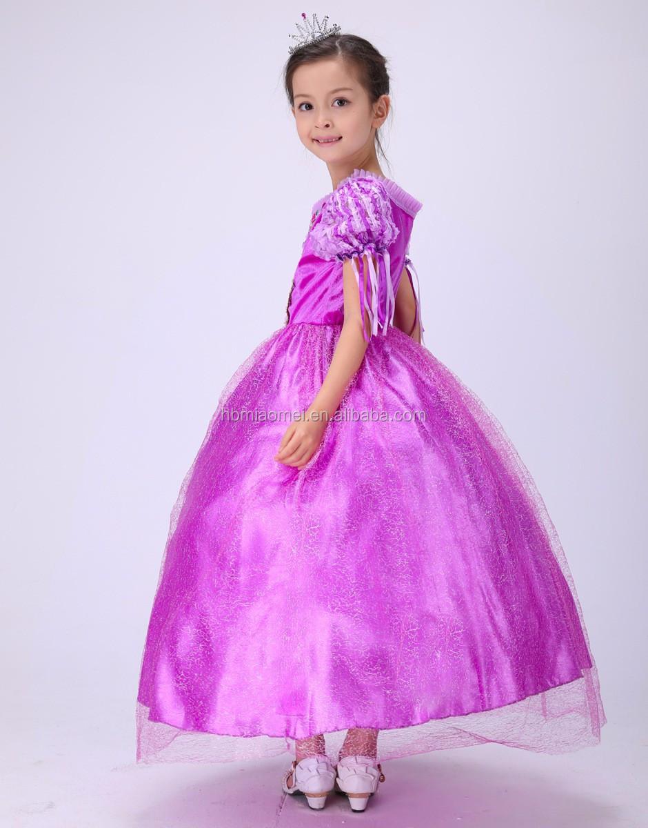 Desgaste Del Partido Sophia Princesa Vestido Cosplay Princesa ...