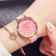 >>>2018 Geneva Brand Fashion Dress Ladies Watches Leather Women Quartz Wrist Watch