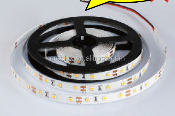 Flex led strip DC12V/24V series W/WW/R/G/B five color option smd3535 2 year warranty