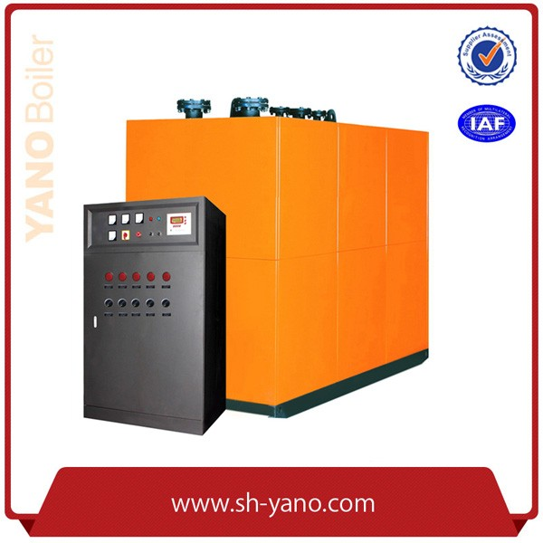 Horizontal Electric Machine Steam Boiler 1000 Kw for Disinfectant