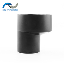 HDPE siphonic roof rainwater drainage system/HDPE eccentric reducer fiitting