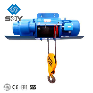Electric Hoist Machine Used in Lifting