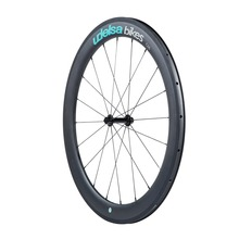 2 years warranty chinese UDELSA 60mm carbon wheels 700C clincher Road bicycle wheelset