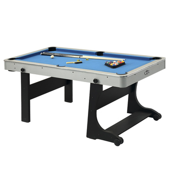 Hot Selling Portable 6ft Folding Pool Table With Full Sets Accessories