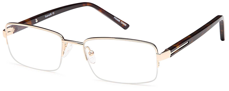 ac407bd86316 Get Quotations · DALIX Half Rim Prescription Eyeglasses Frames (Matte  Black