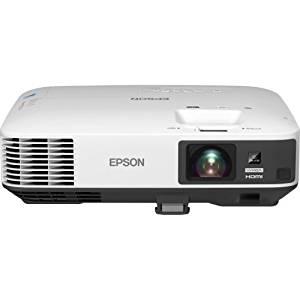 Epson Corporation Epson Powerlite 1975W LCD Projector with 720P HDTV 16:10 F/1.5 - 2 - Ntsc, Pal, Secam - 1280 X 800 Wxga 10,000:1 5000 lm, HDMI / USB / VGA / Ethernet / Wireless LAN (435W)