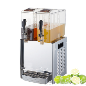 Factory promotion hot sale plastic beer juicer beverage juice dispenser