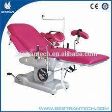 BT-OE005 Multifunctional hospital hydraulic obstetric surgical medical table