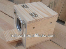 Wooden bird cage /wooden bird house