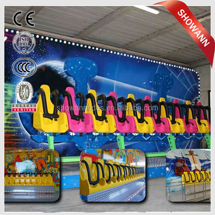 Good quality funfair playground amusement miami trip/thrill rides for sale