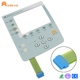 Silicone keypad button material silicone rubber keyboards LED metal dome membrane switch