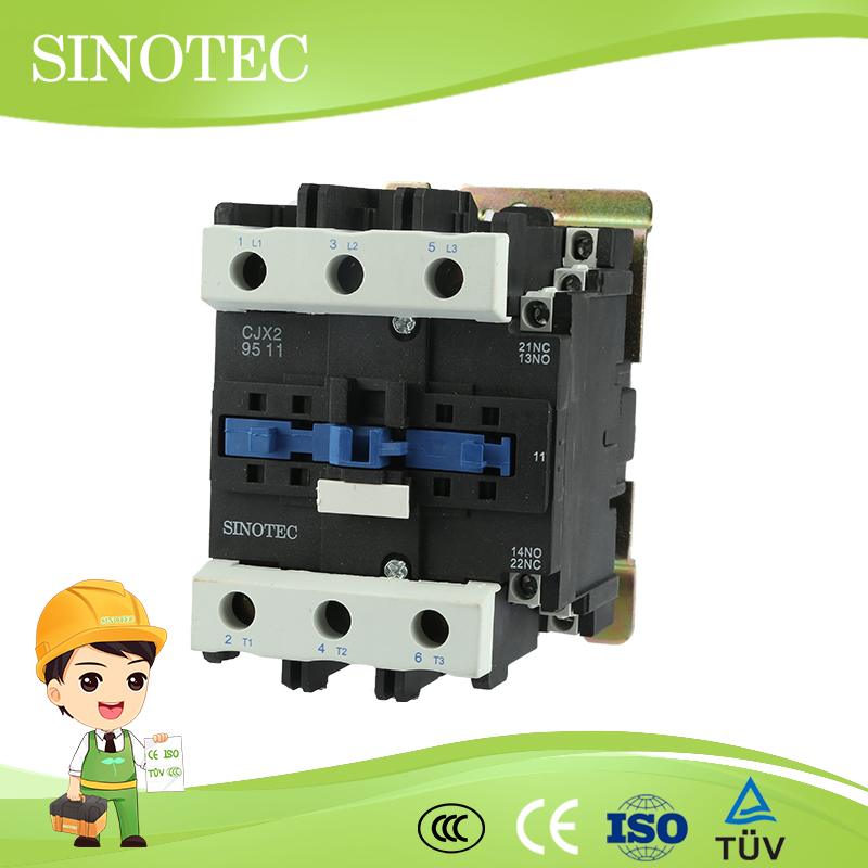 Switching Motor Contactor Street Light Control Relay Star Delta ...