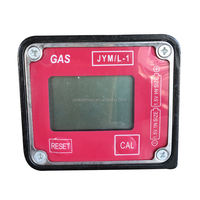 Digital Water Meter Flow Meters/Flow Meter/Oval Gear Meter with pulser