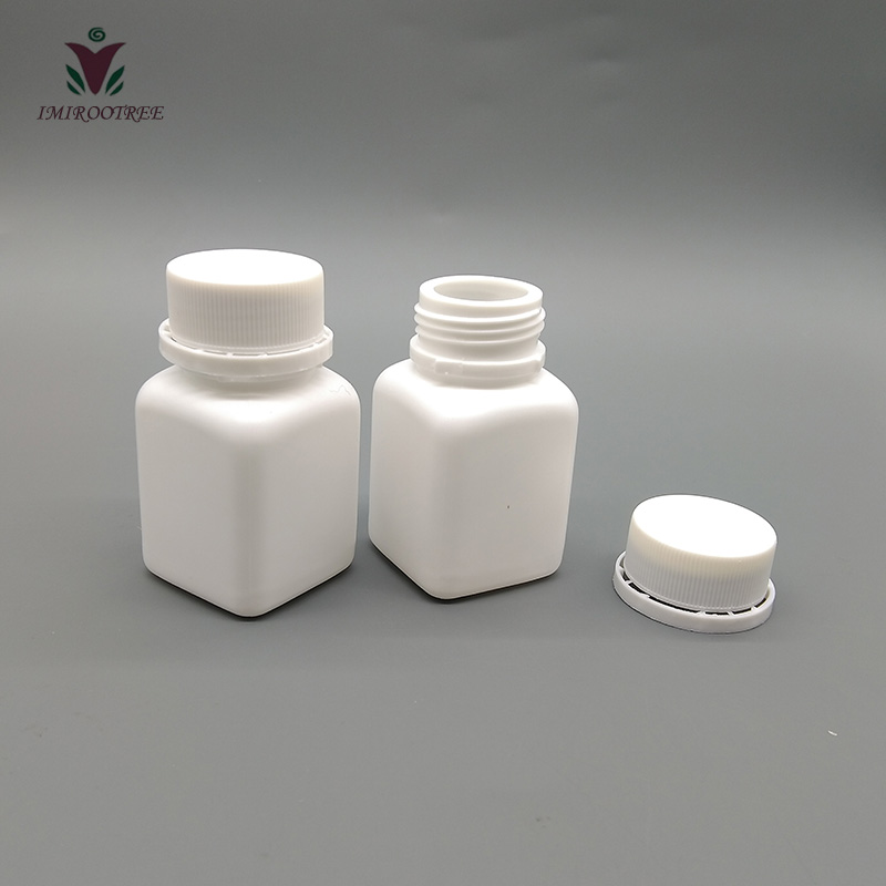 d9d7746ff82f 30cc 30g 30ml Small Hdpe Square Plastic Capsules Pill Bottles Medicine  Bottles - Buy 30cc Square Capsules Container,Empty Bottles For  Capsules,Vitamin ...