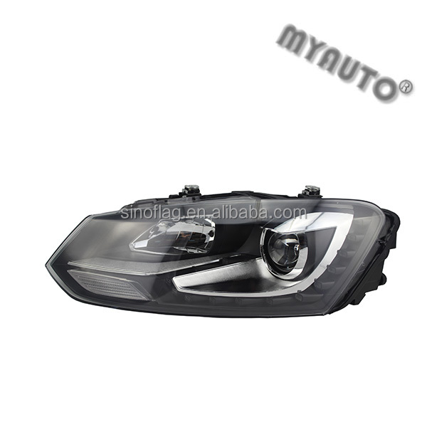 HEAD LIGHT USED FOR POLO 2010