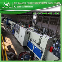 good plastic pvc pipe making machine price,pvc pipe manufacturing machinery,pvc pipe production line