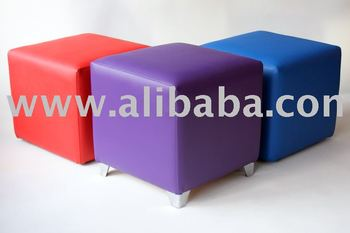 Nauto Faux Leather Cube