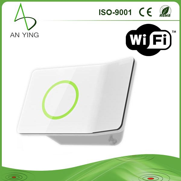 Highly reliable Smart Phone WIFI air conditioner controller