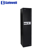 Safewell Wholesale BQG Series 5 Rifles Liberty Gun Electronic Safe With Ammo Box