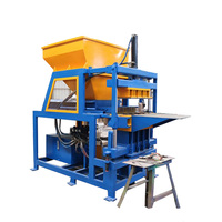 Hydroform block making machine /automatic logo clay brick machine