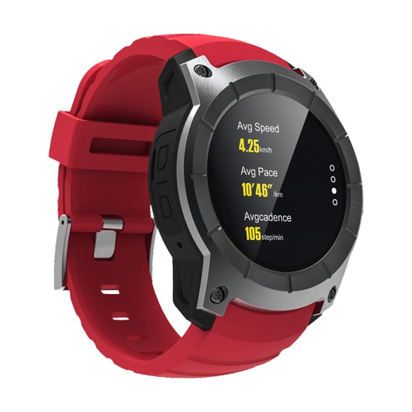 Heart rate monitor ,two-way call, running record ,sport smart watch