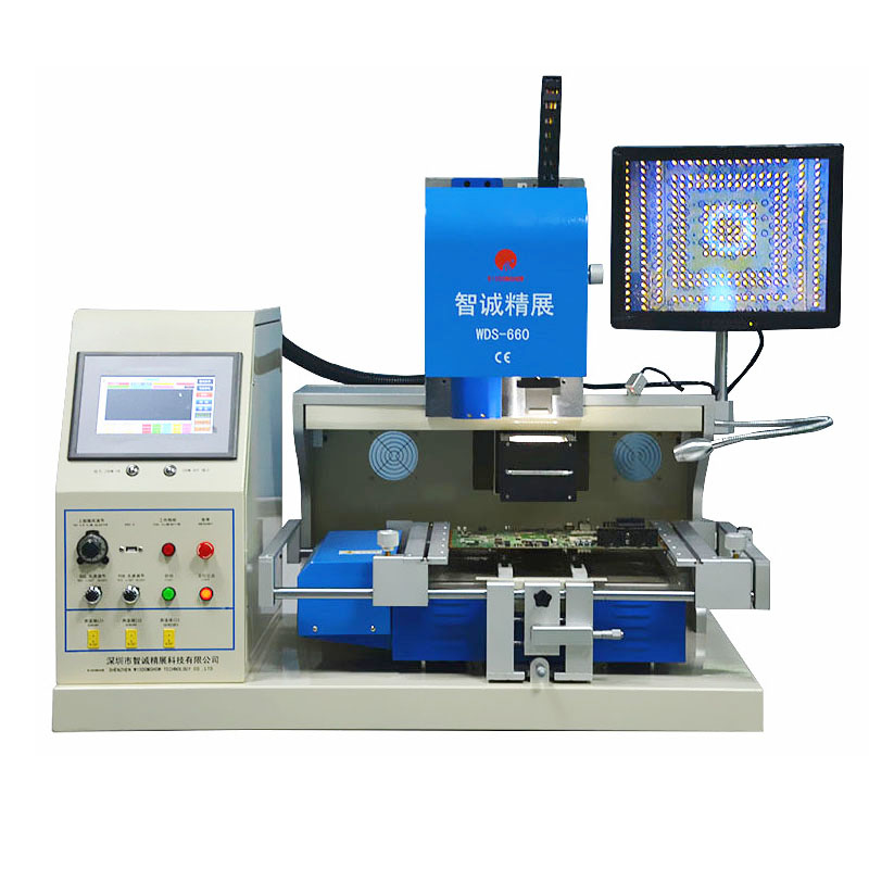 Hot! Good Quality and Cost-effective Automatic BGA Solder Machine for BGA Chip Repair